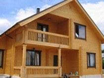 строительство домов из бруса Северодвинск