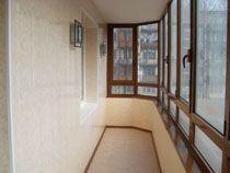 Отделка балкона в Северодвинске и пригороде, отделка балкона под ключ г.Северодвинск