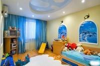 Ремонт и отделка детской комнаты в Северодвинске