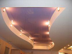 Ремонт и отделка потолков в Северодвинске. Натяжные потолки, пластиковые потолки, навесные потолки, потолки из гипсокартона монтаж